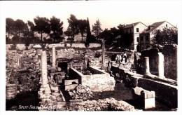 Split - Solin Manastirine Ca Um 1935 Ausgrabungen - Anitke Stätte - Croatie