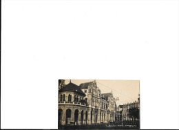 CPA Noir Et Blanc  En 1922  FULLERTON Road  SINGAPORE  CARTE Animée - Singapour
