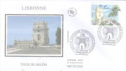 PARIS  Lisbonne Capitale Européenne  La Tour DeBelem  5/11/09 - Denkmäler