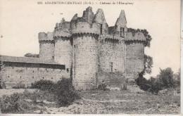 Argenton-Chateau  (79)  Ch�teau de l'Ebaupinay