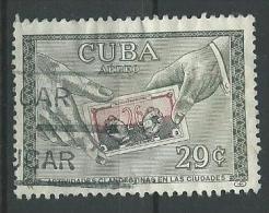 140017989  CUBA  YVERT  AEREO  Nº  206 - Poste Aérienne