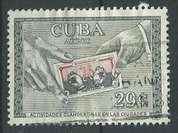 140017990  CUBA  YVERT  AEREO  Nº  206 - Poste Aérienne