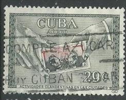 140017991  CUBA  YVERT  AEREO  Nº  206 - Airmail
