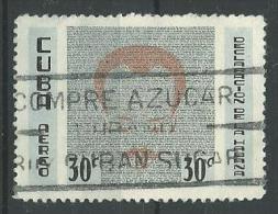 140017999  CUBA  YVERT  AEREO  Nº  227 - Airmail