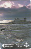 FINLAND - Jaiden Lahto, Savonlinnan Puhelin telecard, CN : 9010, tirage 5000, exp. date 12/01, used