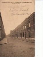 """Aalst - Alost  """" 1914-1918 Bombardement de la ville d'Alost  """" huis De Haeck - rue des 3 cl�s"""