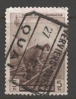 1945 5fr Railway, Used - 1942-1951