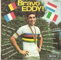 Merckx Eddy Vynile  Tres Tres Rare (cyclisme Velo - 45 Rpm - Maxi-Singles