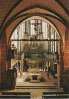 Alsfeld - Walpurgiskirche Innenansicht - Alsfeld