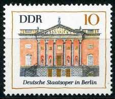 A07-45-8) DDR - Michel 1435 - ** Postfrisch  - 10Pf Bauwerke III - [6] Oost-Duitsland