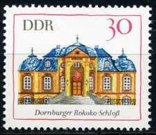 A07-45-9) DDR - Michel 1438 - ** Postfrisch  - 30Pf Bauwerke III - [6] Oost-Duitsland