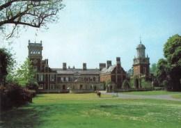 Postcard - Somerleyton Hall, Suffolk. A
