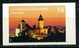 BRD - Michel 2978 Gestanzt - ** Postfrisch (G) - 58C Kaiserburg Nürnberg - BRD