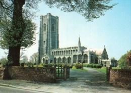 Postcard - Lavenham St. Peter & St. Paul�s Church, Suffolk. R2553