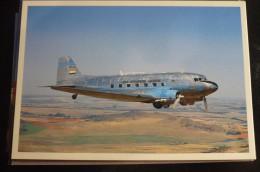 SUID AFRIKAAMSE LUGDIENS    DC 3     ZS BXF - 1946-....: Moderne