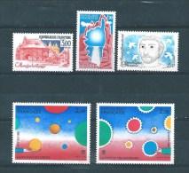 France Timbres De 1982    N°2197 A 2200   Neuf ** - Ungebraucht
