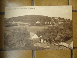 Kluisberg - Mont De L'Enclus : Panorama (vrouw Doet Verstelwerk) - Kluisbergen