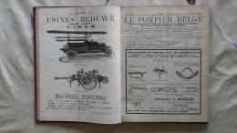 revue le pompier belge 1925
