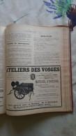 revue le pompier belge 1922-1923