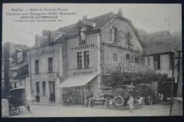 Bouillon Hotel Restaurant Du Pont De France Automobiles - Bouillon