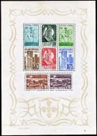 !! Portugal S/S 1940 AF#2** Portuguese World Exhibition CV �545,00 MNH (b0002)