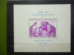 REP. RWANDA BLOK 66  xx ( COB ) COTE : 9 EURO ( B )