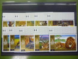 REP. RWANDA 451/460  xx ( COB ) COTE : 12 EURO ( B )