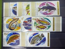 REP. RWANDA 544/551  xx ( COB ) COTE : 8.50 EURO ( B )