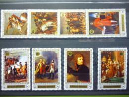 REP. RWANDA 322/329  xx ( COB ) COTE : 7.00 EURO ( B )