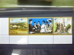 REP. RWANDA 482/486  xx ( COB ) COTE : 6.00 EURO ( B )