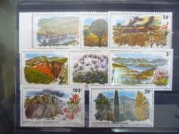 REP. RWANDA 682/689  xx ( COB ) COTE : 5.00 EURO ( B )