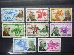 REP. RWANDA 392/399  xx ( COB ) COTE : 5.00 EURO ( B )