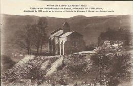 CPA Autour De SAINT LUPICIN - Chapelle De SAINT ROMAIN DE ROCHE, Monument Du XIIe Siècle. - Unclassified