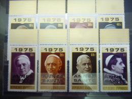 REP. RWANDA 641/648  xx ( COB ) COTE : 4.50 EURO ( B )