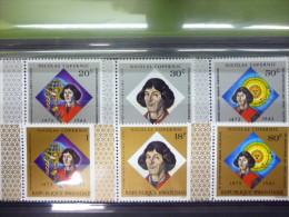 REP. RWANDA 566/571  xx ( COB ) COTE : 4.50 EURO ( B )