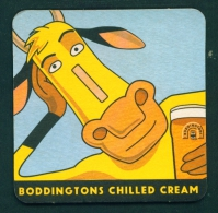 UNITED KINGDOM  -  Boddingtons Chilled Cream  Beermat As Scans - Beer Mats