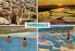TURKYE  TURKIYE  TURCHIA   PAMUKKALE   Hierapolis - Turchia