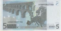 5€  France L032H3 Trichet Neuf - 5 Euro