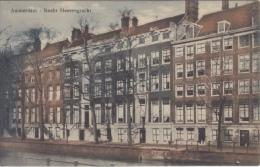Amsterdam Bocht Heerengracht  Herengracht       Scan 8559 - Amsterdam