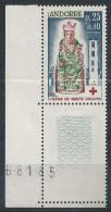 SZ--033-.  N° 172,  *  * , COTE 33.50 €, COIN DE FEUILLE , Voir Scan Pour Detail , A Saisir - Andorre Français