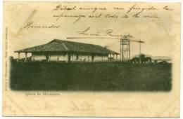 X.19. MBOCAYATY  - Iglesia - Paraguay