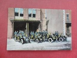 Massachusetts> Springfield  Flying Squadron  Fire Department    ref 1550