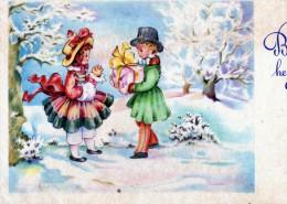 BONNE ET HEUREUSE ANNEE - New Year