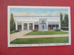 Minnesota> Albert Lea   Star Granite Works Monuments   ref 1550