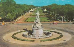 Phnom-Penh Cpsm 1960 Monument De L´Indépendance Cambodge Indochine Cambodia Monument Of Stoupa Indochina - Cambodja