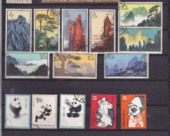 CHINA STAMPS USED  GOOD QUALITY