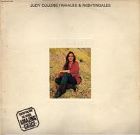 * LP *  JUDY COLLINS - WHALES & NIGHTINGALES (England 1971) - Country En Folk