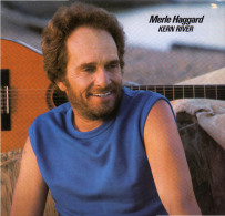 * LP *  MERLE HAGGARD - KERN RIVER (UK 1985 EX!!!) - Country En Folk