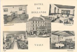 Vaals, Hotel De Hollande  ( Fotokaart ) Maastrichterlaan - Vaals