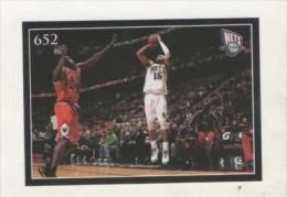 FIGURINA STICKER BASKETBALL STARS NBA 2009-2010 - PANINI - NETS - N.18 - Edizione Italiana